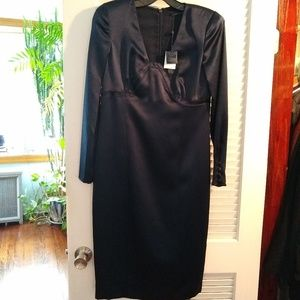 NWT Magaschoni Collection silk dress